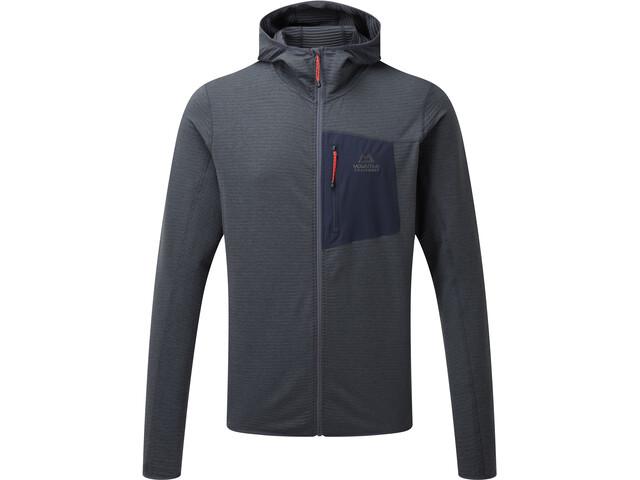 Mountain Equipment Lumiko Hooded Jacket Men ombre blue/cosmos